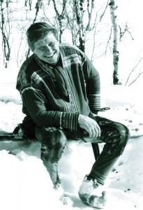 Nils-Aslak Valkeapää – Foto: Sepuo Pakinai