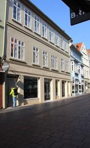 Bäckerstraße 6–7 heute