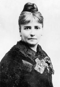 Amalie Skram, um 1910