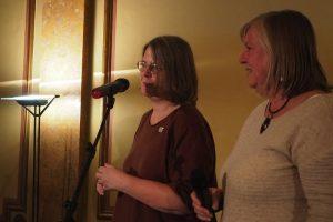Keine Spur von Intrigen: Gabriele und Christel Hildebrandt