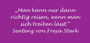 Freya Madeline Stark, Forschungsreisende, 1893-1993