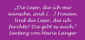 Marie Langer, Psychoanalytikerin und Ärztin, 1910-1987
