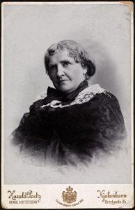 Magdalene Thoresen, 1819–1903, dänisch-norwegische Autorin
